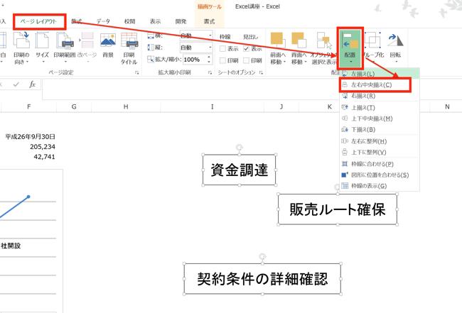 実務で使えるExcel入門セミナー テキストボックスを柔軟に使って資料やグラフの解説を分かりやすく