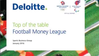 世界のサッカークラブの売上はどうなってる? 「デロイト・フットボール・マネー・リーグ2016」をレビュー(前編)