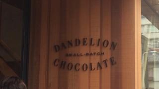 「ダンデライオン チョコレート」に行ってきた