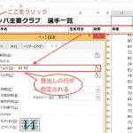 実務で使えるExcel入門セミナー 大きな表の見出しを固定して、すべてのページに印刷する方法