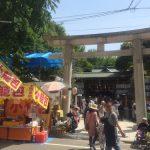 「何だか楽しい!」 東京の下町ではお祭りの季節が始まっていたのだ